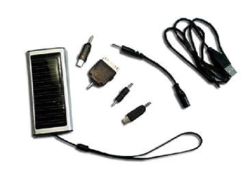 Tucuman Aventura - Cargador solar para movil: Amazon.es ...