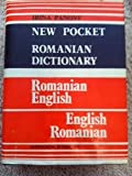 img - for New Pocket Romanian Dictionary: Romanian-English, English-Romanian book / textbook / text book
