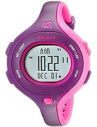Women's SR009-515 Chicked Digital Display Quartz Two Tone Watch