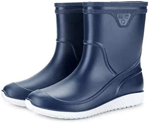 8a59928afdd1c Shopping Blue or Ivory - Rain - Boots - Shoes - Men - Clothing ...