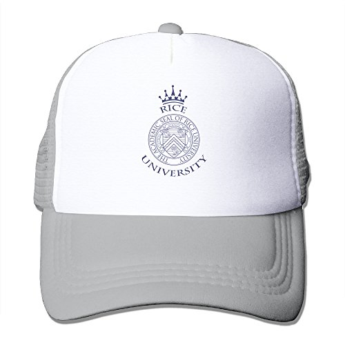MVIKI Adult Rice University Hip Hop Cap Ash