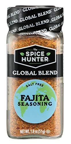 - The Spice Hunter Fajita Seasoning Blend, 1.8-Ounce Jar