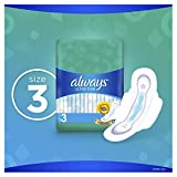 Always Ultra Thin Feminine Pads for Women, Size