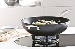 Le Creuset Toughened Nonstick 11 3/4-Inch Stir-Fry Pan