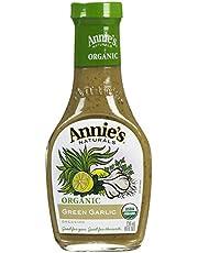 Annie's Naturals Org Green Garlic Dressing Vinegar Free ( 6x8 OZ)