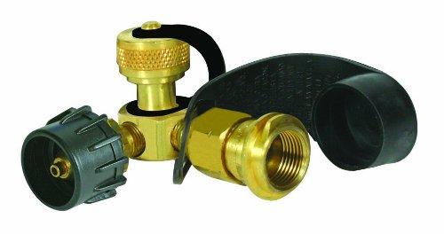 90 degree propane adapter - 1
