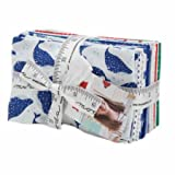 Gingiber Ahoy 20 Fat Eighths Moda Fabrics 48240F8