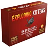 Exploding Kittens - Jeu de Cartes - Version Française