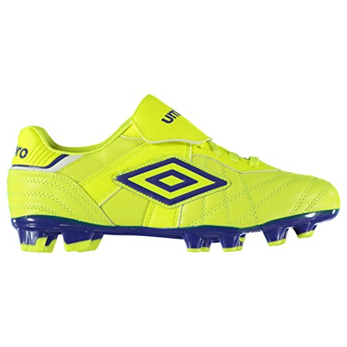 Padded Up Yellow Speciali Mens Umbro Boots Premier HG Blue Firm Ground Lace Football Eternal wxZTqw4HP