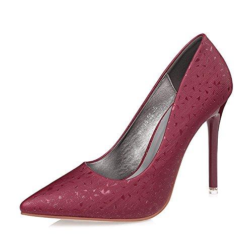 Xue Qiqi Schuhe Nacht der Frauen Frauen Frauen Tipp 10 cm High Heels wilde flach und leicht mit einzelne Schuhe 6acb4c