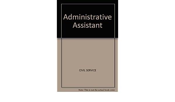 Administrative exam study guide book.
