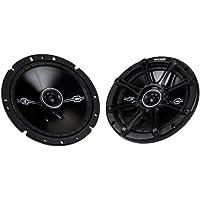 Kicker 41DSC674 D-SERIES 6.75 2-Way Coaxial Car Speakers