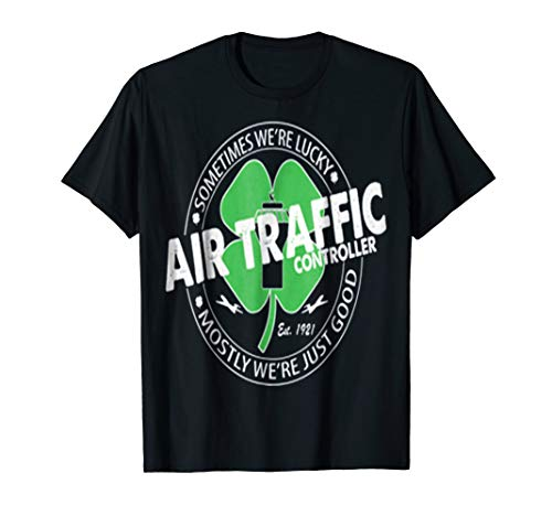 Best Halloween Gift Air Traffic Control Airport ATC T-Shirts]()