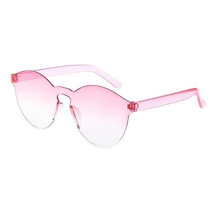 yanhonin la venta de gafas de sol Candy Color cálida gradiente conducción Popular Clair UV400 Unisex gafas de sol Eyewear decoración 3