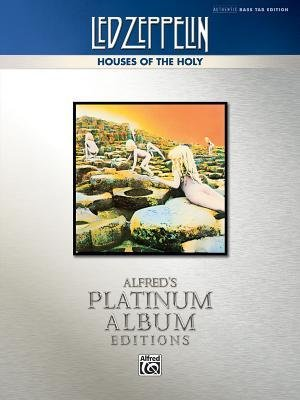 Download [(Led Zeppelin: Houses of the Holy: Authentic Bass Tab Edition )] [Author: Alfred Publishing Co] [May-2013] pdf