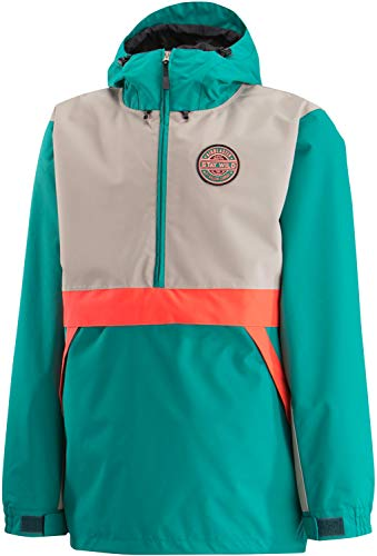 Teal Hot Gnu Jacket Airblaster Black Trenchover qtfXxEw