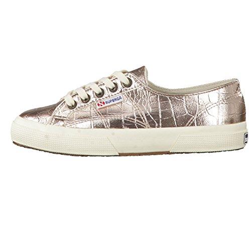 Superga 2750 Metcrocw Bronze Silver