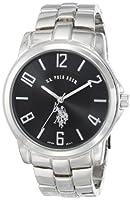U.S. Polo Assn. Classic Men's USC80041 Silver-Tone Watch