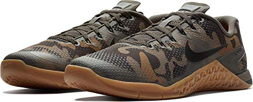 Running black Ridgerock gum Nike Uomo Brown Med Metcon Scarpe 4 7gqxwxBYt4
