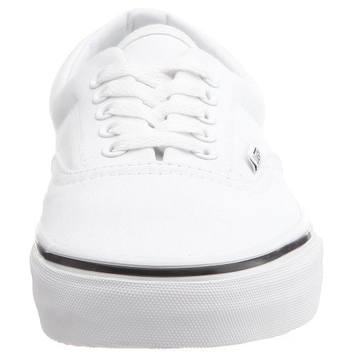 Vans Era, Zapatillas de skate Unisex Blanco (True White)
