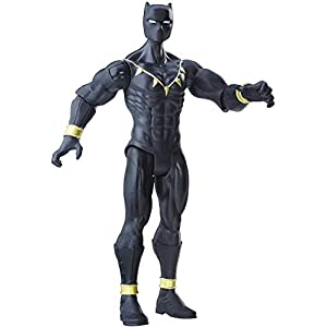 Avengers Marvel Black Panther 6-in Basic Action Figure