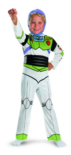 Buzz Lightyear Classic Child Costume, Child (10H-12H) for $<!--$19.99-->