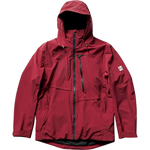 Holden Men's Corkshell Summit Jacket, Medium, Cardinal Red