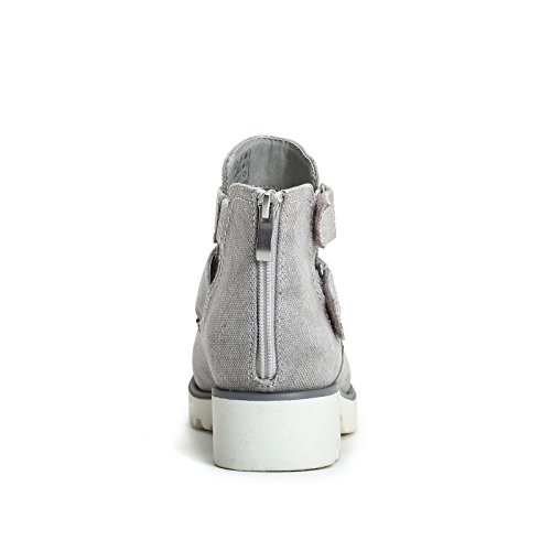 Bassi Scarpe Donna amp;scarpe Prendimi Grigio Sandali 7HnYSx