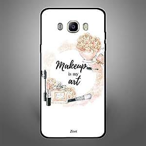 Samsung Galaxy J7 2016 makeup is art