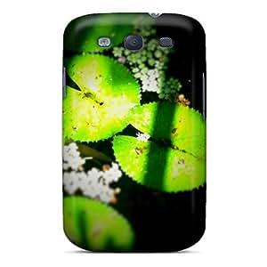 Durable Galaxy S3 Tpu Flexible Soft Cases Black Friday