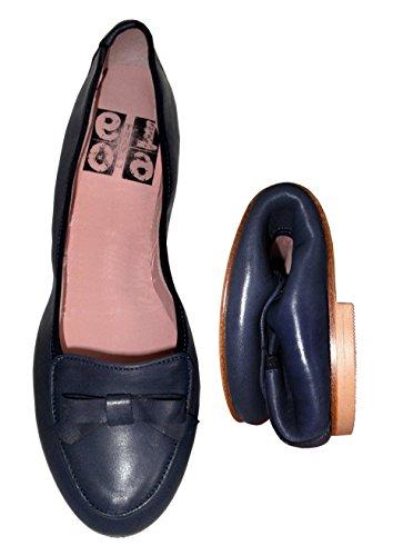 Ballerine 1960Travel Donna Blu 1960Travel 21565 21565 wYqFYt
