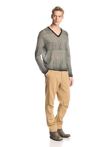 ann-demeulemeester-mens-v-neck-pullover-black-ecru-large