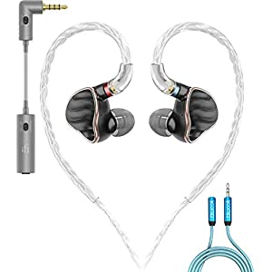 FiiO FH7 5 Driver in-Ear Monitors with Sound ...