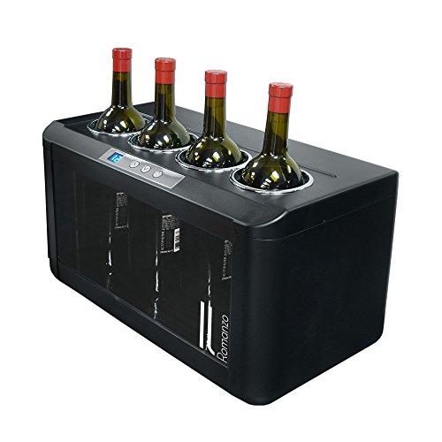 4 wine bottle cooler - 2