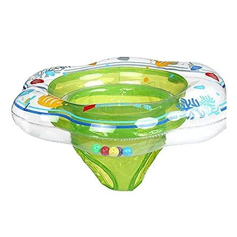 XUELIEE - Anillo de natación para bebé, Hinchable, Flotador de ...
