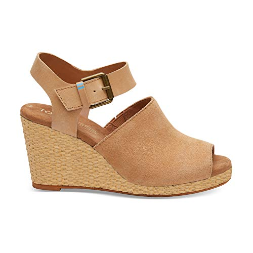 b221a6547b8 Toms Desert Wedge High Womens Suede Casual Boots  Toms  Amazon.ca  Shoes    Handbags