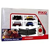 Piko - 57111 - Modélisme -Train de marchandises et locomotive H0