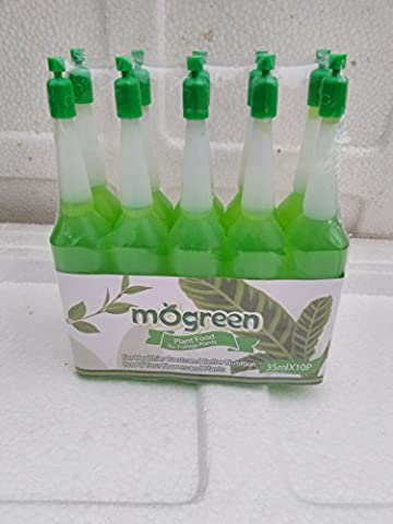 Jmbamboo - 20 Bottles of More Green Lucky Bamboo Fertilizer Plant Food Unique From Jmbamboo *New* - Liquid Plant Food