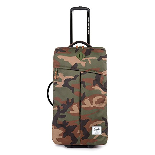 Herschel Supply Co. Parcel Suitcase Woodland Camo One Size