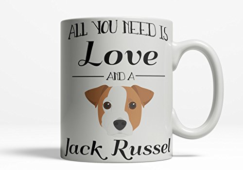 PAVULI - Jack Russell Mug | Jack Russell Owner | All You Nee