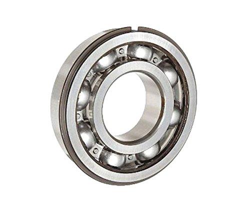 SKF Radial Deep Groove Ball Bearing, 40 ID, Bearing steel