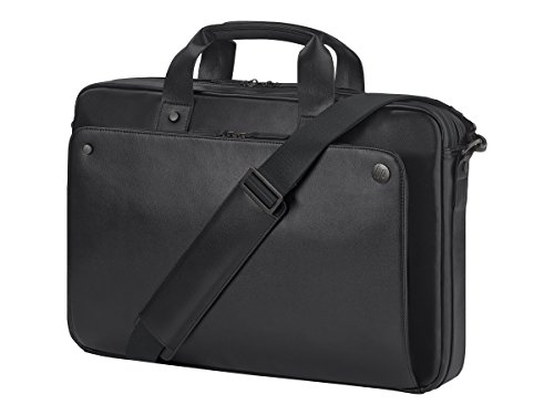 Top Leather Load Laptop (HP 1LG83UT Executive Top Load Notebook Carrying Case 15.6
