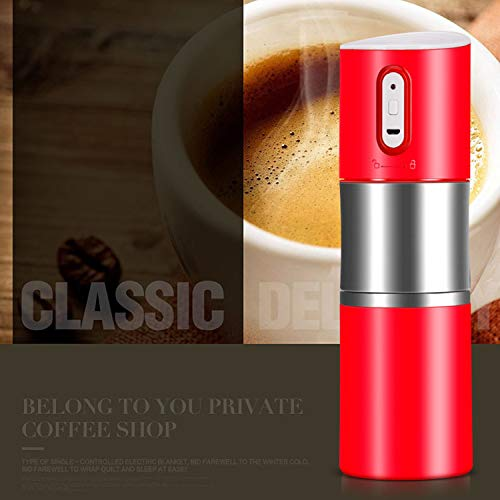 LOVEPET Small Appliances, Portable Coffee Machines, Grinding Cups, Grinders, Rechargeable Fully Automatic Coffee Machines by LOVEPET (Image #1)