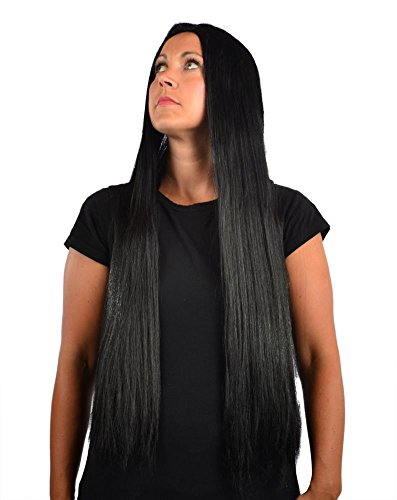 My Costume Wigs Women's Disney Pocahontas (Black) One Size fits all ()