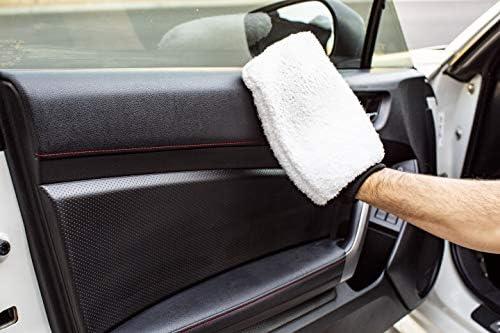- 41tm5jUCN4L - Meguiar 's X3002microfibra guante de lavado