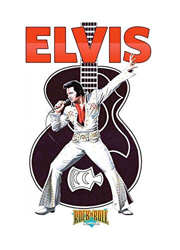 Elvis Presley Singer Musician Actor Guita Metal tin Sign Home Wall Art Garage Bars (Sign Presley Tin Elvis)