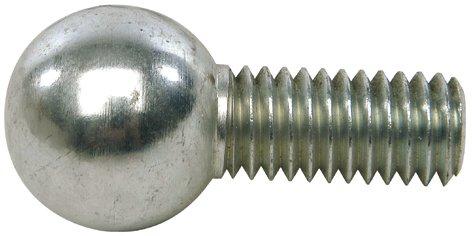 Stoßkugel für Rohrreinigungsspiralen mit Gewindekupplung