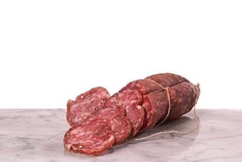 Sweet Soppresata Dry Cured Italian Salami