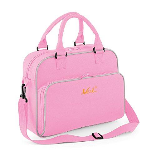 Stylische Buisnesstasche für Damen : Tasche -- Goodman Logo -- Aktentasche Damen Farbe: rosa