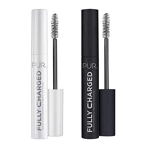 (PÜR Quick Pro Fully Charged Mascara & Lash Primer Kit)